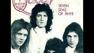 Seven Seas of Rhye [Tutorial 7]