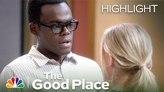 The Good Place - Chidi Finally Does It Episode Highlight