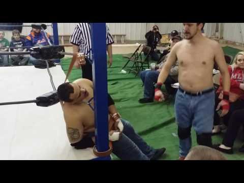 Draven Stryker vs Simon Sez 4-8-17
