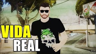 GTA SA MTA | VIDA REAL #1-  O INICIO | VAMOS PRA MAIS UM DIA DE TRAMPO