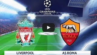 Live: liverpool fc vs as roma