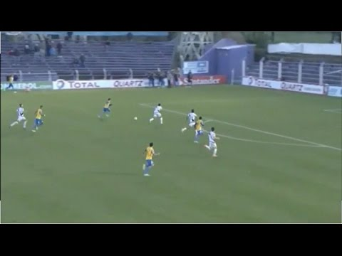 General Díaz 2 - 1 Cobresal Copa Sudamericana 2014 from YouTube · Duration:  2 minutes 59 seconds