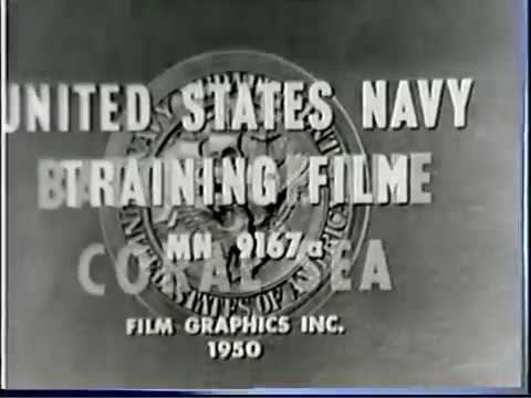 Battle of Coral Sea Training Film (Part 1)