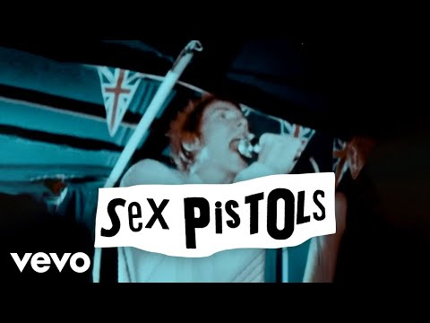 Sex Pistols - Pretty Vacant - Live at the Riverboat Party