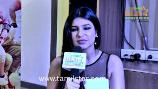 Anjana Keerthy At Jambulingam 3D Movie Team Interview