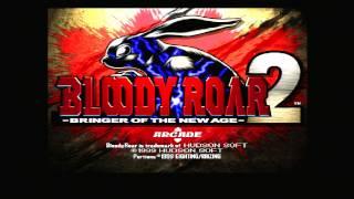 Bloody Roar 2 HD 50Fps Gameplay on PS3