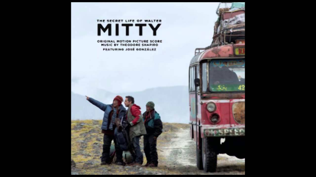 Songs from the secret life of walter mitty
