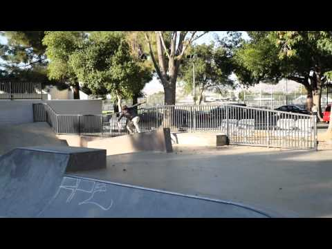 Skating San Jose, California featuring Victor, Alvaro, and Danny Sept 21, 2015