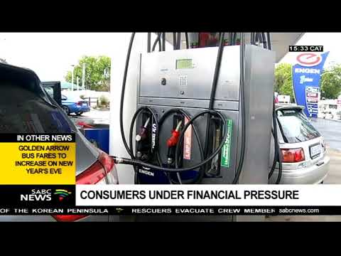 Consumers remain under financial pressure: Index