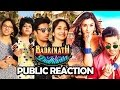 Badrinath Ki Dulhania - PUBLIC REACTION | First Day First Show Excitement | Varun Dhawan, Alia Bhatt
