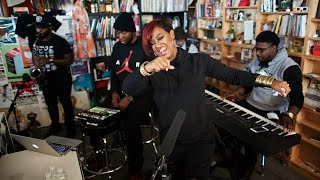 Rapsody: NPR Music Tiny Desk Concert