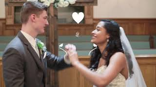 Brittany and Nathan Celebrate Their Love - Highlight Video