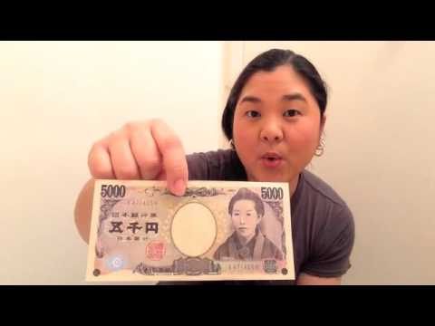 ASMR WHISPER - JAPANESE YEN MONEY / ENGLISH - LEARN IN YOUR SLEEP :)