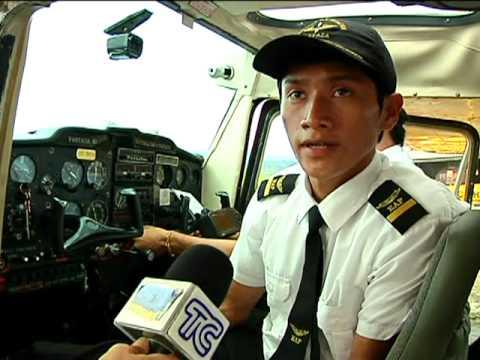 Viaje Al Oriente Ecuatoriano - Escuela De Aviación En Shell