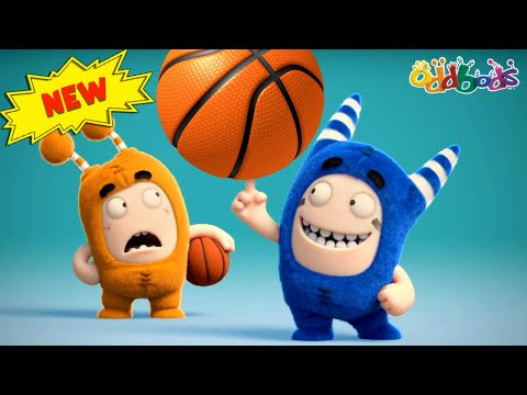 Oddbods | 100 Episodes Non Stop Marathon | Funny Cartoons For Kids