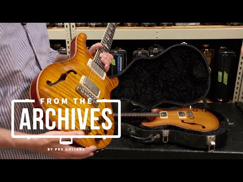 The McCarty Hollowbody Prototype #7 | Ep. 3 | From The Archives