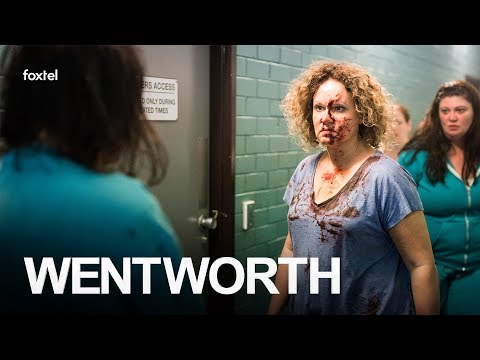Wentworth Season 6 Episode 12 Clip: Rita vs. Drago Showdown | Foxtel