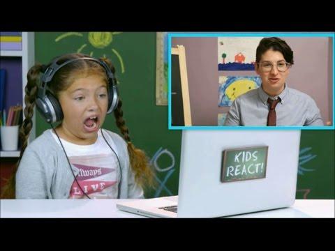 Kids React to Queer Kid Stuff.. Arrest.