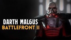 Darth Malgus - Star Wars Battlefront II Mod