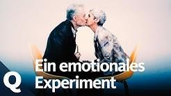 Das passiert, wenn Paare sich in die Augen schauen | Quarks