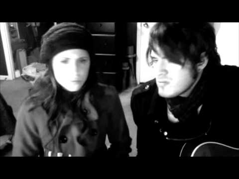 Catie Wilson and Andy Davis- Baby, Its Cold Outside