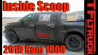 2019 Ram 1500: Inside Scoop on the Upcoming New Pickup!