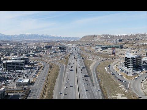UDOT Top Ten Projects of 2018