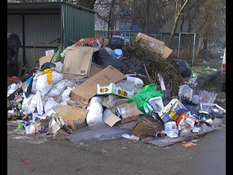 Телеканал ІНТБ: Тернополяни скаржаться на сміттєзвалища посеред міста