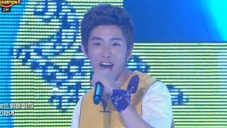 24K U R SO CUTE 투포케이 귀여워 죽겠어 Show Champion 20130807