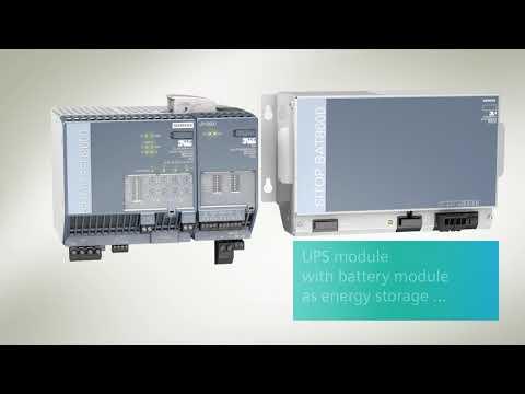 SITOP PSU8600 Modular system
