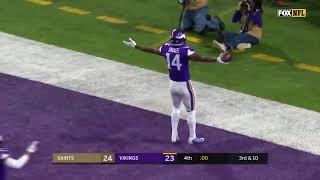 Vikings beat Saints in 2017/2018 Playoffs (Set to Titanic music)