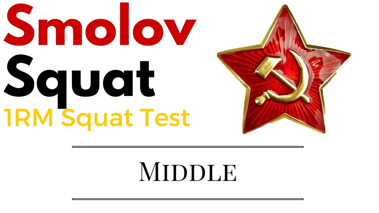 Detailed Smolov Squat routine review [Article]