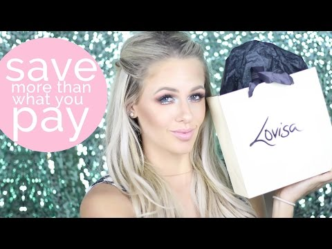 DISCOUNT AND BUDGET JEWELRY SHOPPING | LOVISA Haul || SOUTH AFRICAN YOUTUBER thumbnail