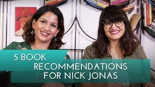 5 Book Recommendations for Nick Jonas