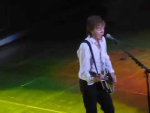 Paul McCartney- Kansas City-2014- Ob La Di Ob La Da