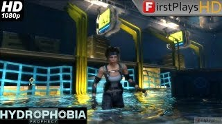Hydrophobia Prophecy - PC Gameplay 1080p