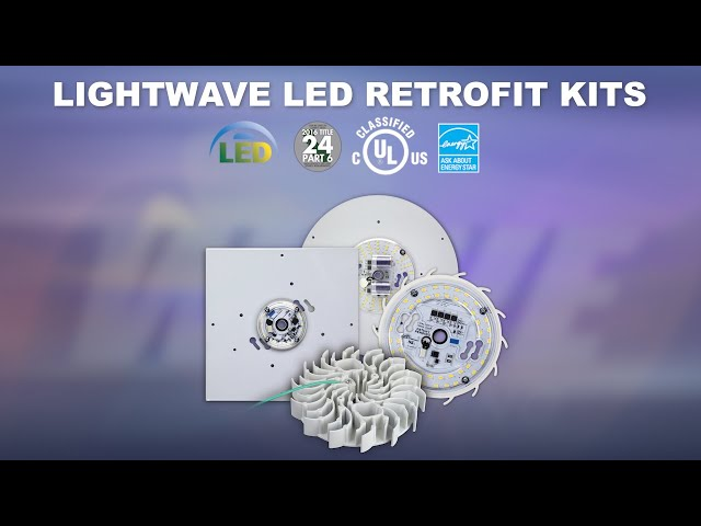 Wave TV: Lightwave LED Retrofit Kits