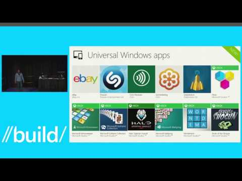 Build 2014 Windows Phone and Windows Store and Dev Center
