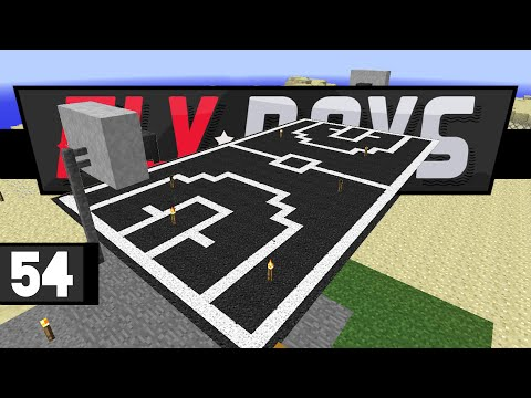 Minecraft Mods FLYBOYS! BALLERS • E54