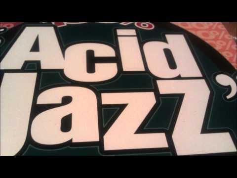 90s Acid Jazz Mix By Anton (Super Sound)