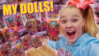MY JOJO DOLL COLLECTION! (Every JoJo Siwa Doll!)