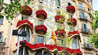 Our First Sant Jordi Day in Barcelona