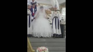Кокшетау !!! Свадьба! Ресторан меруерт