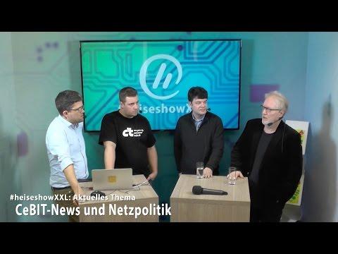 #heiseshow(XXL): Glasfaser für Deutschland / Adblocker / Technik der Show