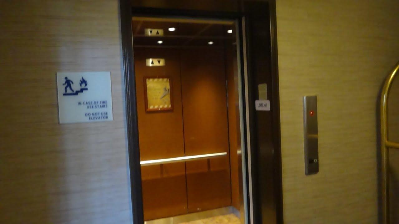 Vintage Montgomery Elevator - Holiday Inn Express
