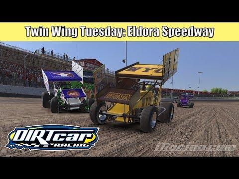 Twin Wing Tuesday at Eldora Speedway