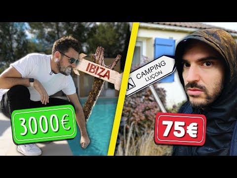 Week-end à 3000€