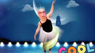 Мой папа тоже умеет танцевать - смотрите видео!(Папа танцует для Вас балет! Это очень весело и смешно. Смотрите смешное видео про моего папу! Я смеялась..., 2015-12-26T09:45:30.000Z)