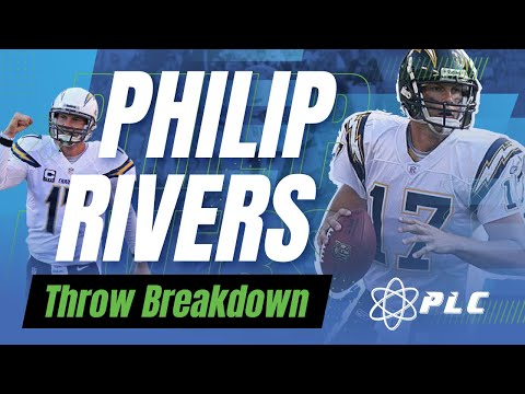 Philip Rivers Throwing Mechanics | Performance Lab