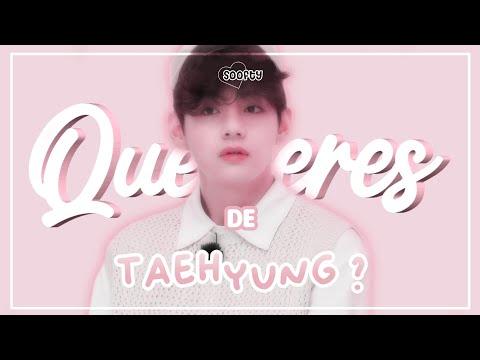 Test De Tae ¿que Eres De Tae? 💕💕😘